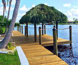 New Dock Construction in SW Florida